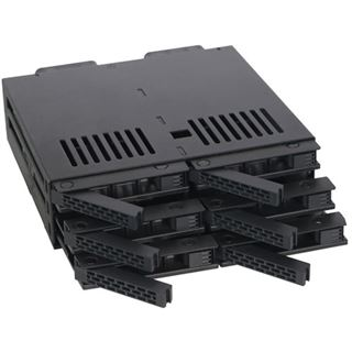 Icy Dock MB326SP 6x6,3cm SATAI-III/SSD/SAS MB326SP-B