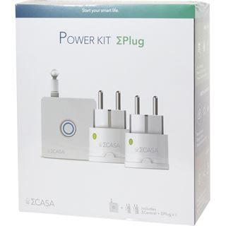 LogiLink Smart Home Powerkit Plug Einsteiger-Set