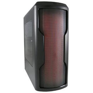 LC-Power 985B Vindicator mit Sichtfenster Midi Tower ohne Netzteil schwarz