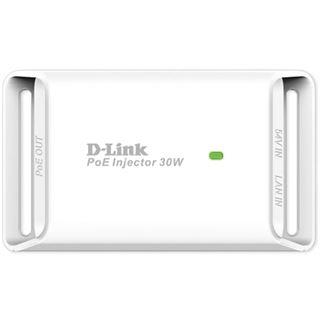 D-Link 1-Port Gigabit PoE+ Injector DPE-301GI