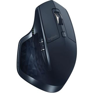 Logitech MX Master Navy USB und Bluetooth dunkelblau (kabellos)