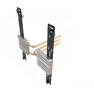 Streacom LH6 Heatpipe-Kit für DB4 Cube-Gehäuse