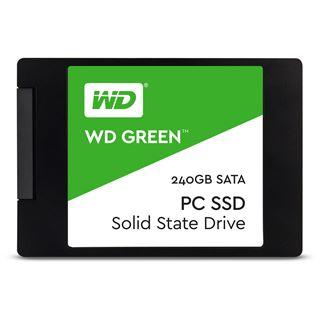 """240GB WD Green 2.5"""" (6.4cm) SATA 6Gb/s TLC Toggle (WDS240G1G0A)"""