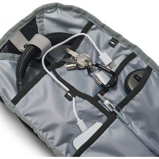 """Dicota Backpack Active 15-17.3"""" schwarz"""