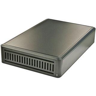 """Lindy 43138 5.25"""" (13,34cm) USB 3.0 grau"""