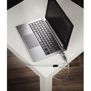 Hama Notebookschloss USB mit Zahlenkombination