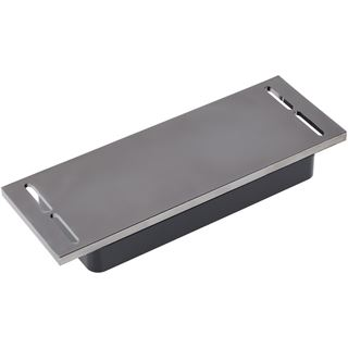 Alphacool D-RAM Cooler X4 Universal Acetal Black Nickel