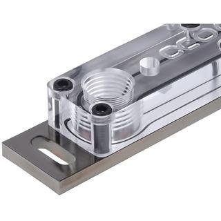 Alphacool D-RAM Cooler X2 Universal Acryl Black Nickel