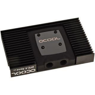 Alphacool NexXxoS GPX - ATI R9 Nano M01 - mit Backplate - Schwarz