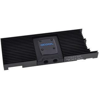 Alphacool NexXxoS GPX - Nvidia Geforce GTX 970 M03 - mit Backplate - Schwarz