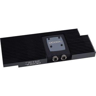 Alphacool NexXxoS GPX - ATI R9 390 M02 - mit Backplate - Schwarz