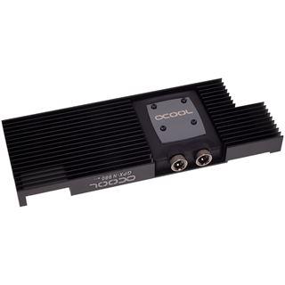 Alphacool NexXxoS GPX - Nvidia Geforce GTX 980 M11 - mit Backplate - Schwarz