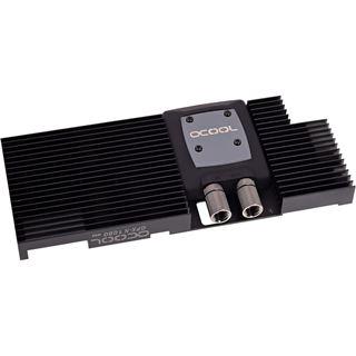 Alphacool NexXxoS GPX - Nvidia Geforce GTX 1080 M03 - mit Backplate - Schwarz