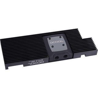 Alphacool NexXxoS GPX - ATI R9 390 M01 - mit Backplate - Schwarz