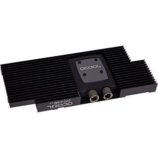 Alphacool NexXxoS GPX - Nvidia Geforce GTX 980 M13 - mit Backplate - Schwarz