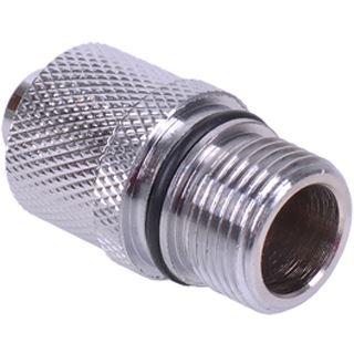 Alphacool 1046/1048 Eheim Einlassadapter auf 13/10mm - Chrome