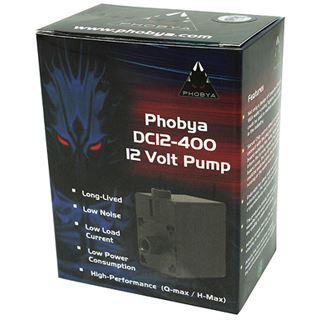 Phobya DC12-400 12Volt Pump