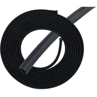 "Phobya Simple Sleeve Kit 3mm (1/8"") Schwarz 2m incl. Heatshrink 30cm"