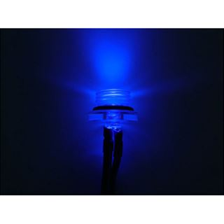 Phobya LEDready Twin 5mm Ultrahell UV 30cm - Schwarz