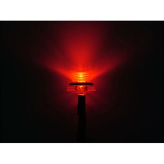 Phobya LEDready Twin 5mm Ultrahell Rot 30cm - Schwarz