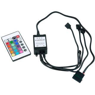Phobya LED-Flexlight RGB-Controller und Fernbedienung