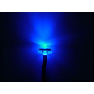 Phobya LEDready Twin 5mm Ultrahell Blau 30cm - Schwarz