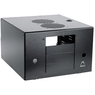 Phobya WaCoolT mATX-1 Micro-ATX ohne Netzteil schwarz