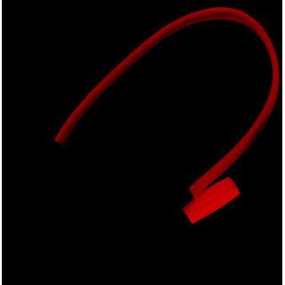Phobya Adapter 4Pin (12V) auf 3Pin Molex (7V) 30cm - UV Rot