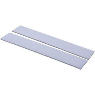 Alphacool Eisschicht Wärmeleitpad - 17W/mK 120x20x1,5mm - 2 Stück (Sarcon XR-m)