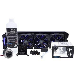 AlphaCool NexXxoS Cool Answer 480 D5/XT Wasserkühlung Set