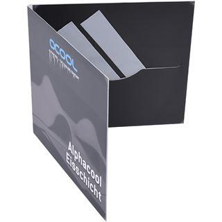 Alphacool Eisschicht Wärmeleitpad - 14W/mK 120x20x1,5mm - 2 Stück (Sarcon XR-j)