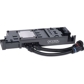 Alphacool Eiswolf GPX Pro - Nvidia Geforce GTX 1080 / 1070 M01 - mit Backplate