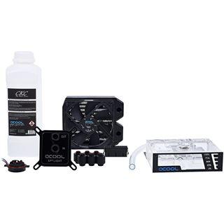 AlphaCool NexXxoS Cool Answer 120 LT/ST Komplett-Wasserkühlung