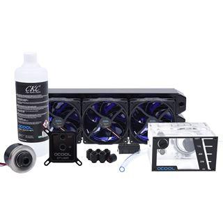 AlphaCool NexXxoS Cool Answer 360 D5/UT Wasserkühlung Set