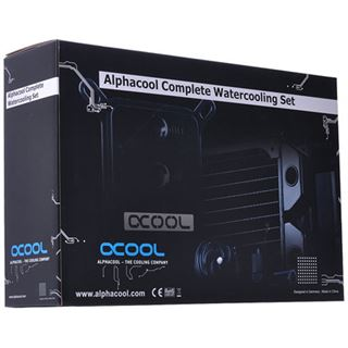 AlphaCool NexXxoS Cool Answer 240 D5/ST Wasserkühlung Set