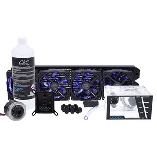 AlphaCool NexXxoS Cool Answer 480 D5/ST Wasserkühlung Set