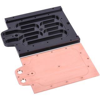 Alphacool Copper/Acetal Cooler für SilentMaxx/Silverstone Fanless & Super Flower Fanless G1/4