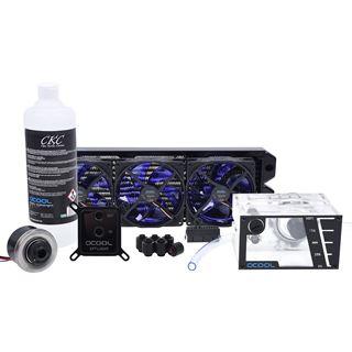 AlphaCool NexXxoS Cool Answer 360 D5/ST Wasserkühlung Set