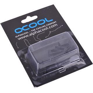 Alphacool GPU RAM Aluminium Heatsinks 7x7mm - black 10 Stk.