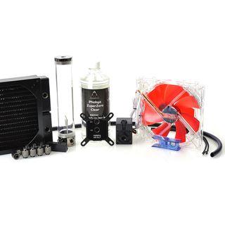 Phobya Pure Performance Kit 400LT Komplett-Wasserkühlung