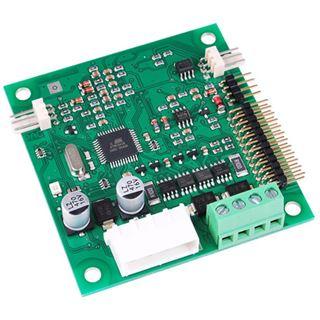 Alphacool Wandlerkarte V.2 - 12V DC zu 12V AC - (Double Power & Redundant)