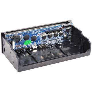 "Phobya Touch 6 - Fan Controller - Single Bay 5,25"" - black"
