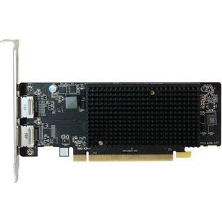 2GB Sapphire GPRO 2200 DP Passiv PCIe 3.0 x16)