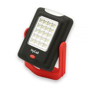 Ansmann LED-Werkstattleuchte mini 2in1, inkl. 3x Micro AAA Batterien (1600-0086)