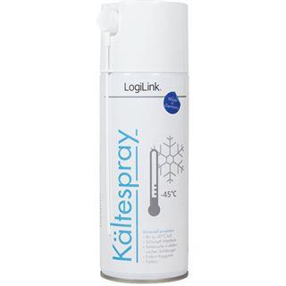 LogiLink Kältespray, farblos, 400 ml Spraydose