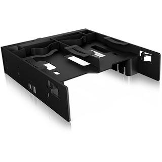 "ICY BOX IB-5251 Einbaurahmen 2x 2.5"" + 1x 3.5"""