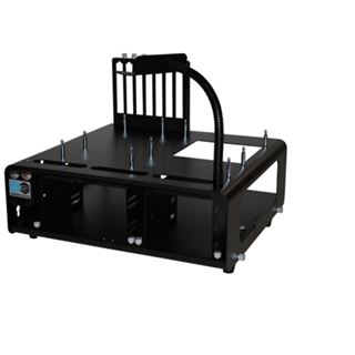 Dimas Tech Table Mini Test Bench ohne Netzteil schwarz