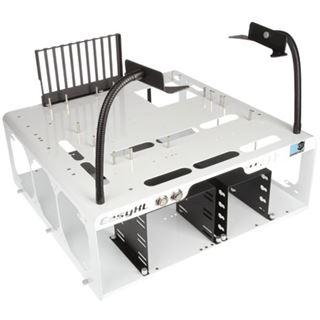 DimasTech Bench Table EasyXL weiß