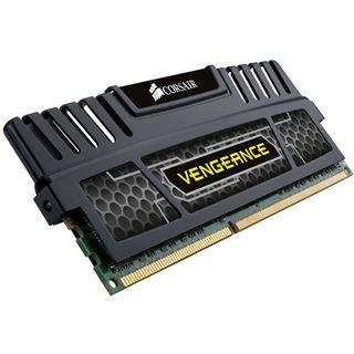 8GB (2x 4096MB) Corsair Vengeance schwarz DDR3-1866 DIMM CL10-11-10-30 Dual Kit