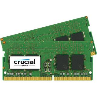 16GB Crucial CT2K8G4SFS8213 DDR4-2400 SO-DIMM CL15 Dual Kit